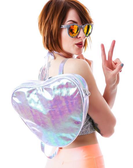 Love Hologram Bag