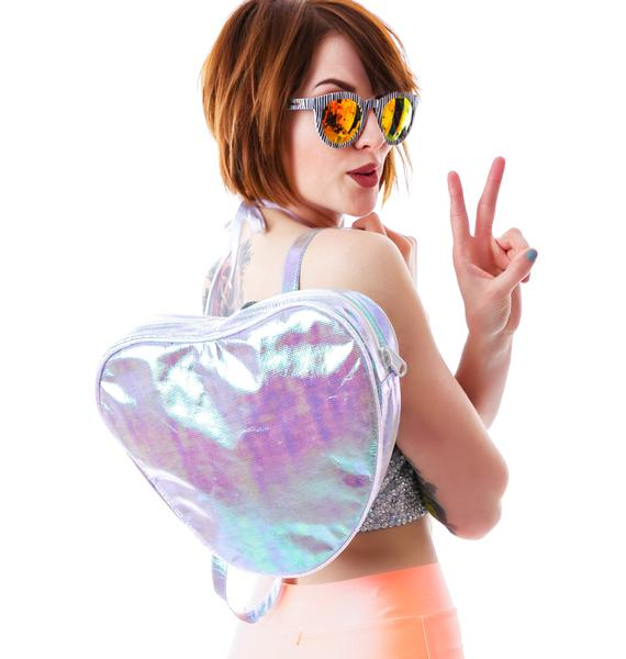Motel Love Hologram Bag