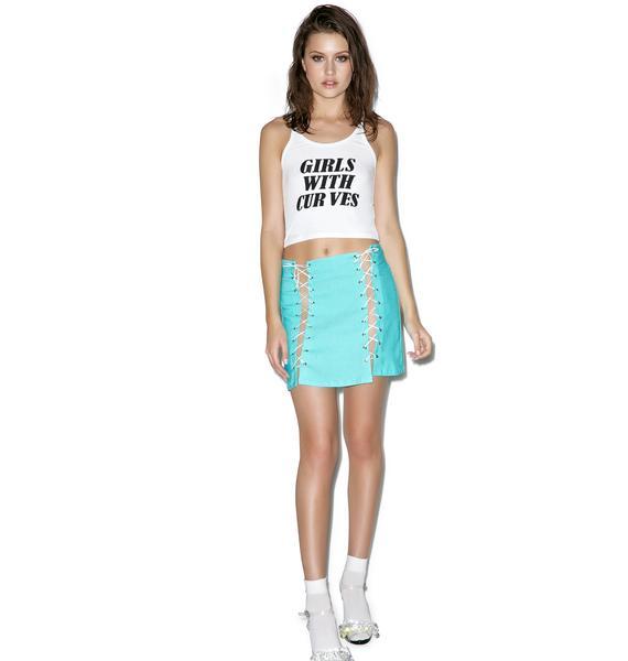 O Mighty The Baby Xtina Skirt