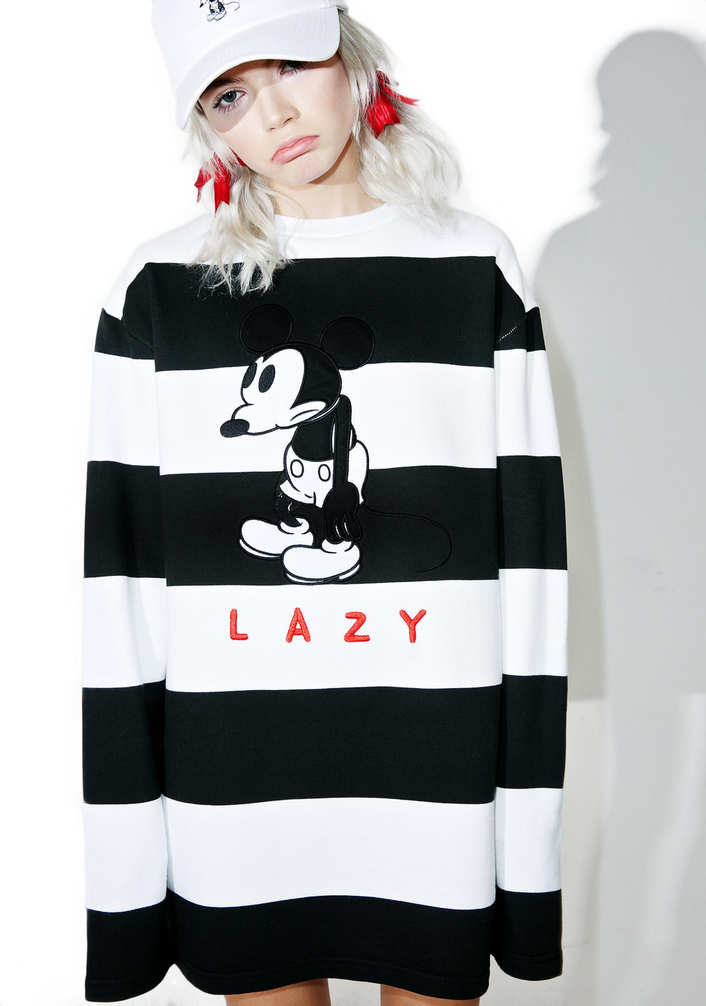Lazy Oaf X Disney Mickey Mouse Original Sweatshirt