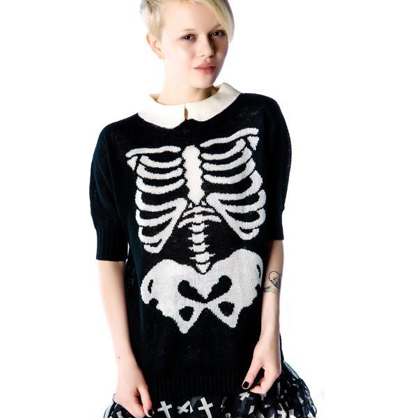 Wildfox Couture Super Model Alexa Sweater