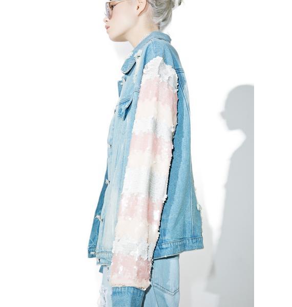 Jem Distressed Jacket