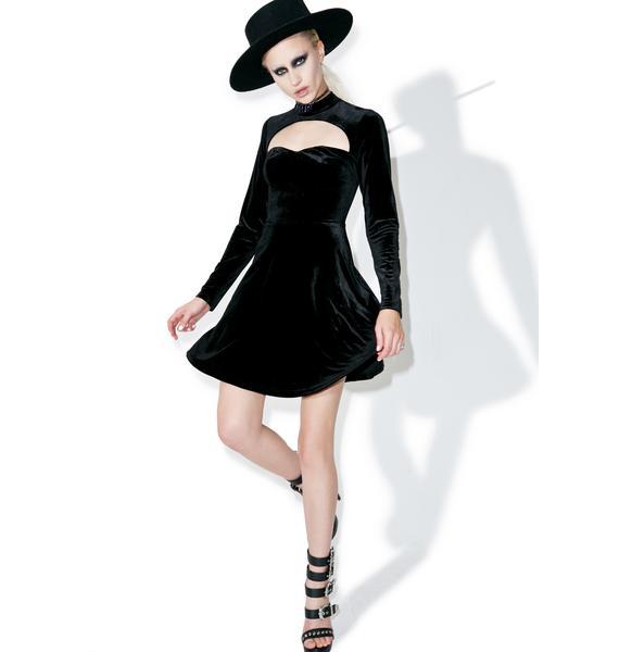 Glamorous Planet Luxxxury Skater Dress
