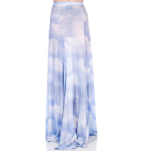 Wildfox Couture Stairway to Heaven Verona Skirt