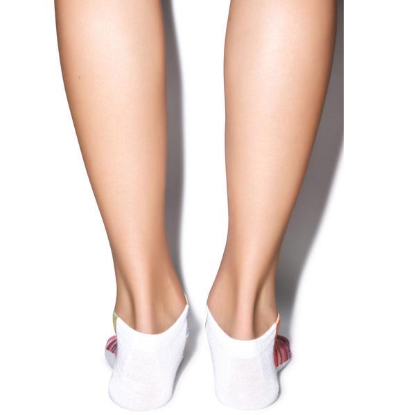 More Macaroonz Ankle Socks