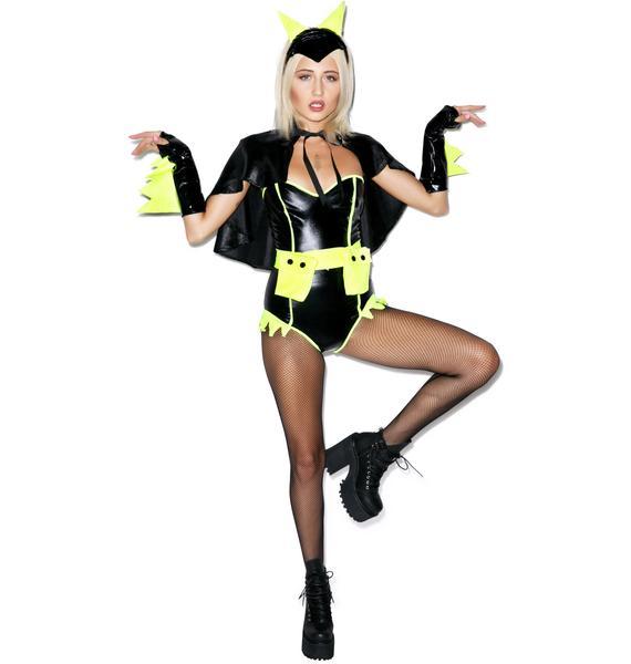 Bat Girl's Revenge Costume