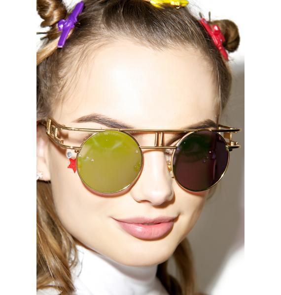ESQAPE Speqz Amber Sunglasses