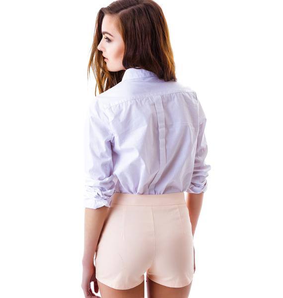 Frenchy Bow Shorts