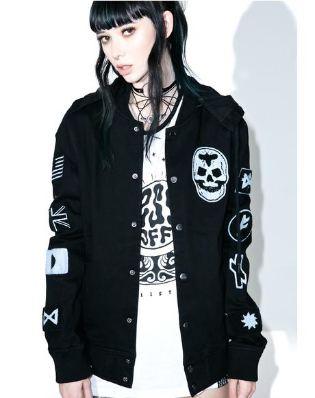 Highway To Nowhere Hooded Jacket