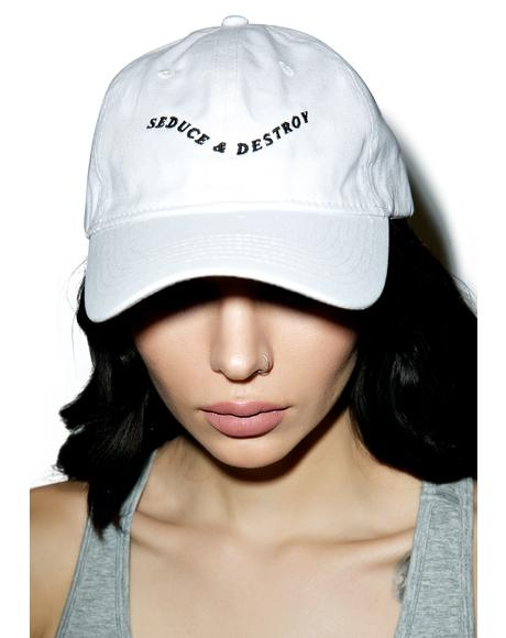 Seduce & Destroy Cap
