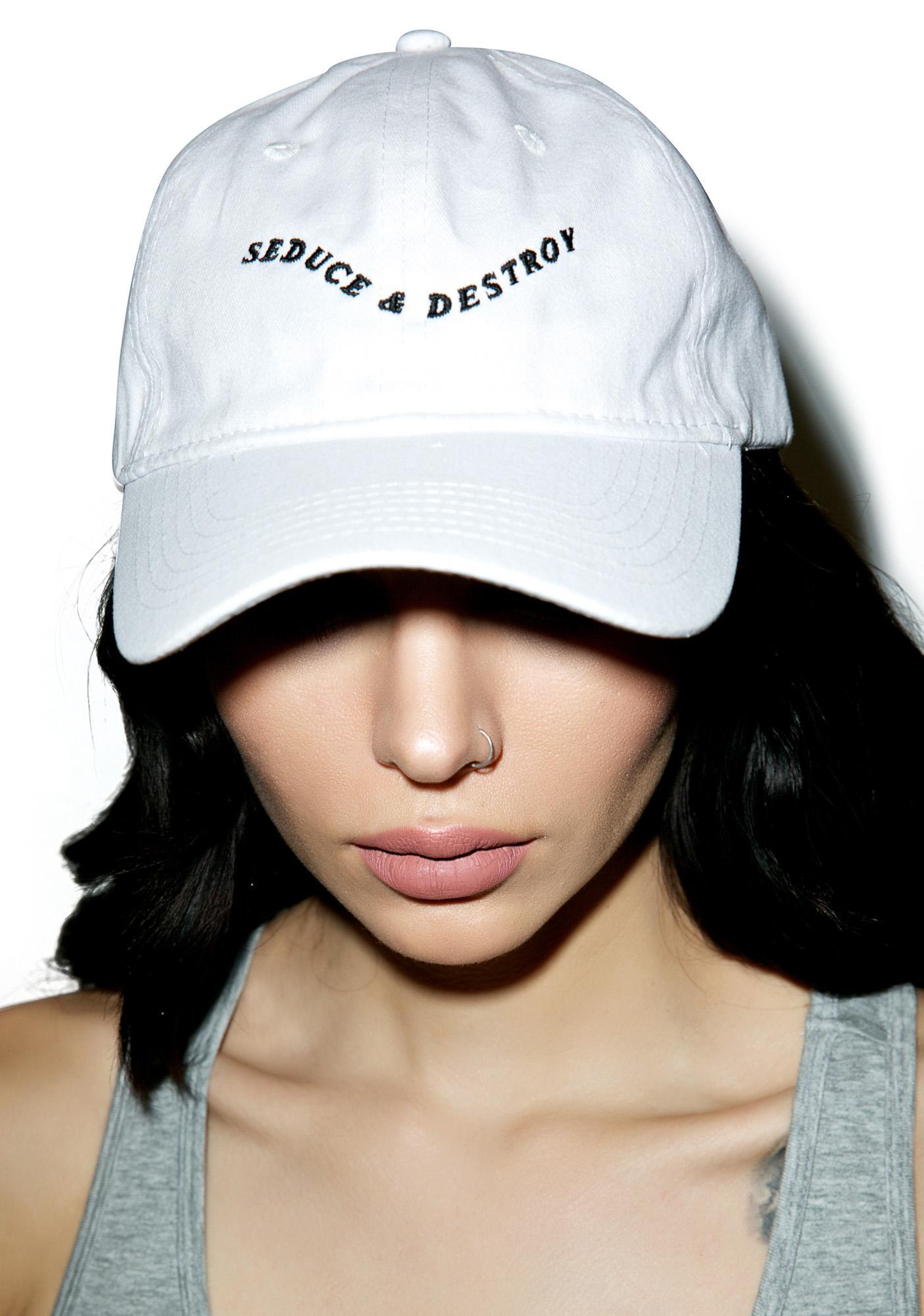 Dimepiece Seduce & Destroy Cap