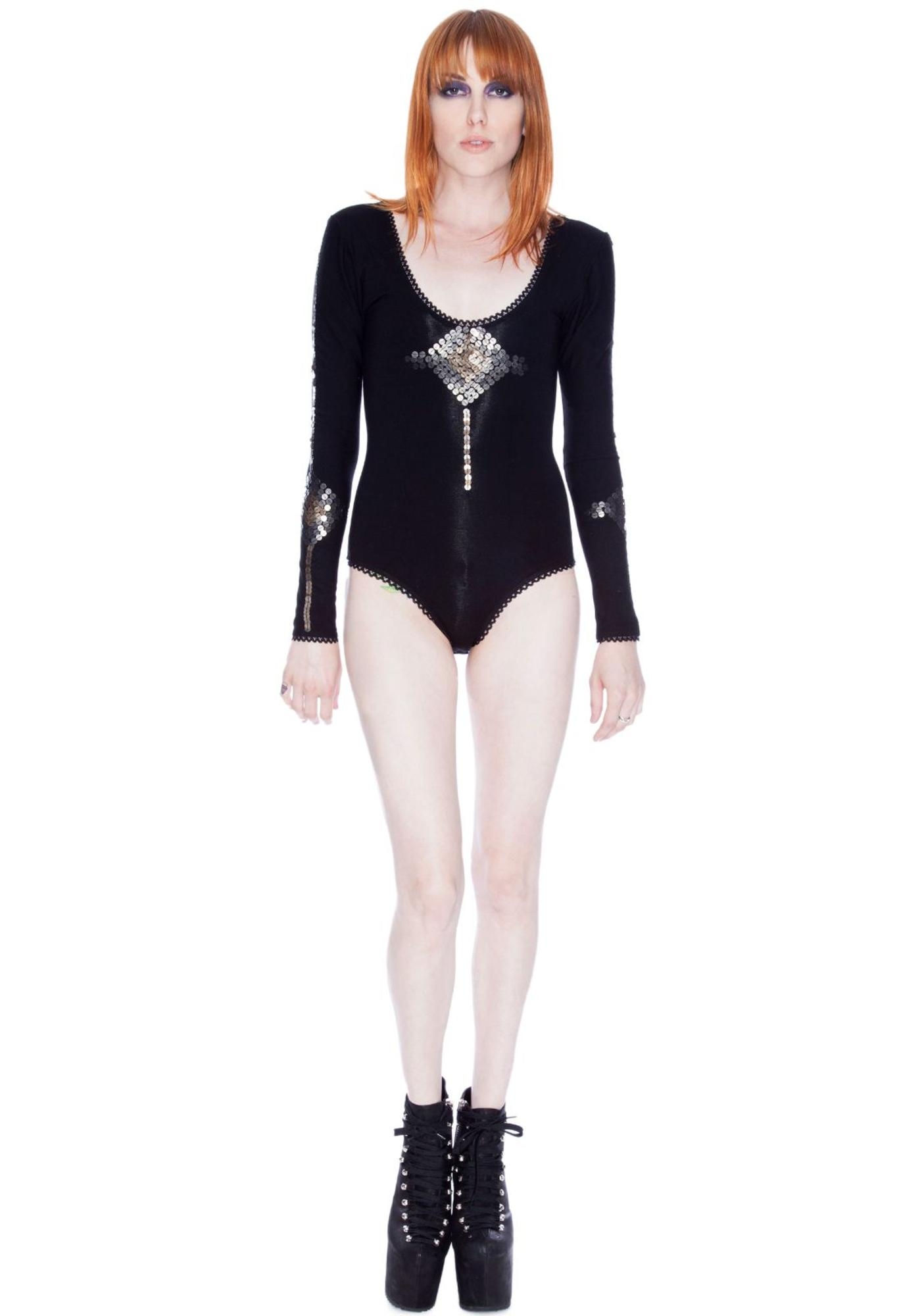 One Teaspoon El Dorado Bodysuit