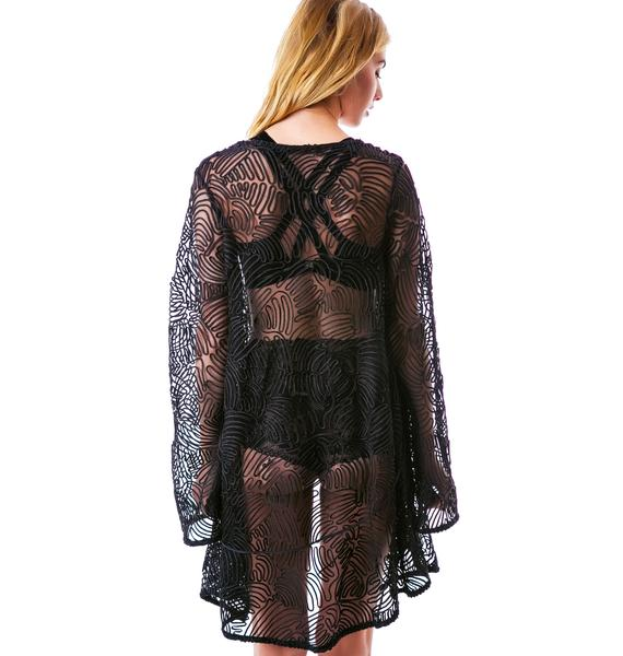 For Love & Lemons Dream Girl Robe