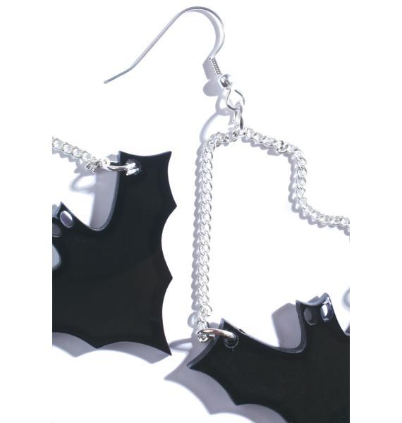 Batty BB Earrings
