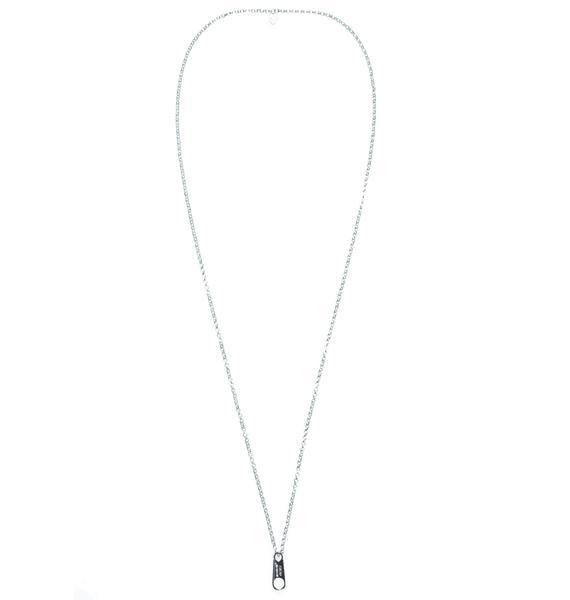 Cheap Monday Zipper Mini Necklace