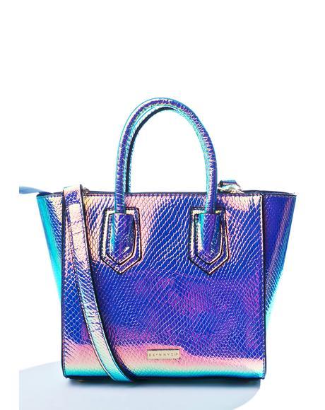 Mini Cosmo Tote Bag