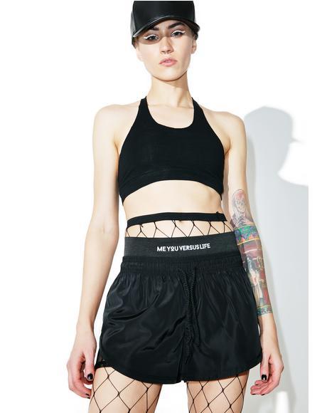 Mesh Sport Shorts