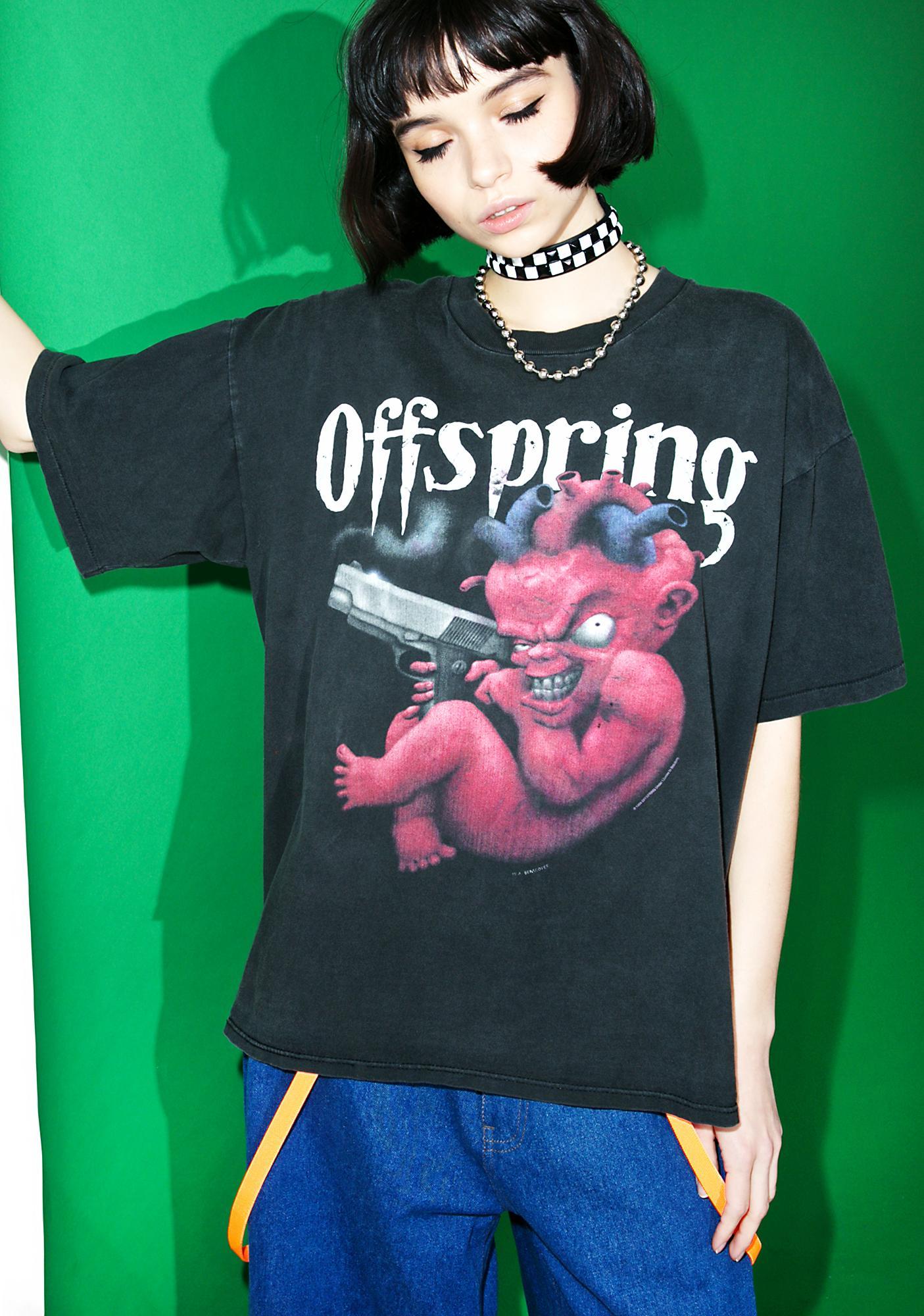 Vintage Offspring '94 Devil Baby Tee