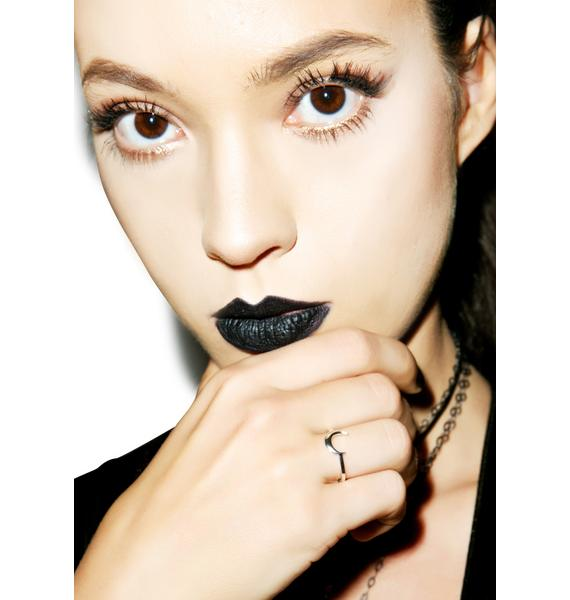 Disturbia X House Of Wolves Lunatic Ring