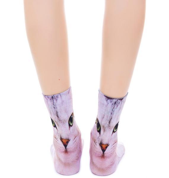 Choupette Cat Socks