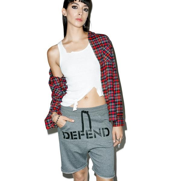 Defend Paris Joseph Shorts
