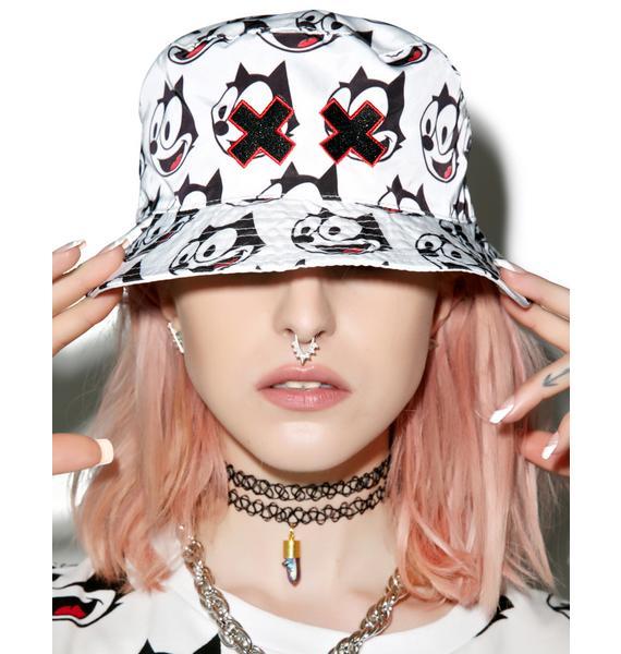 Joyrich Felix Face Reverse Hat