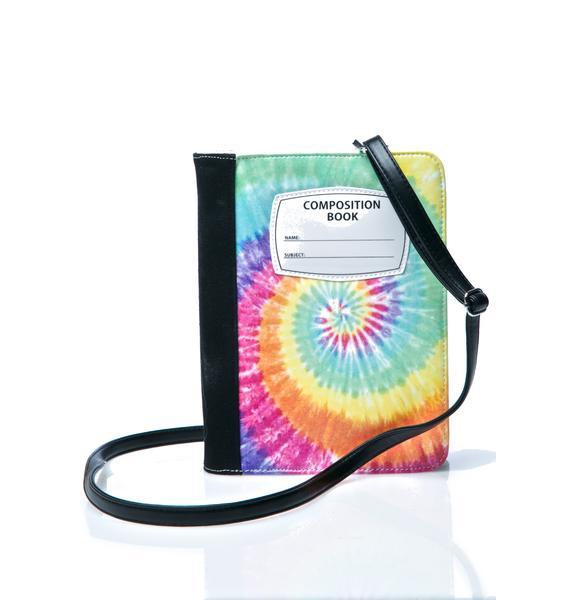 Current Mood Stoner Composition Book Bag