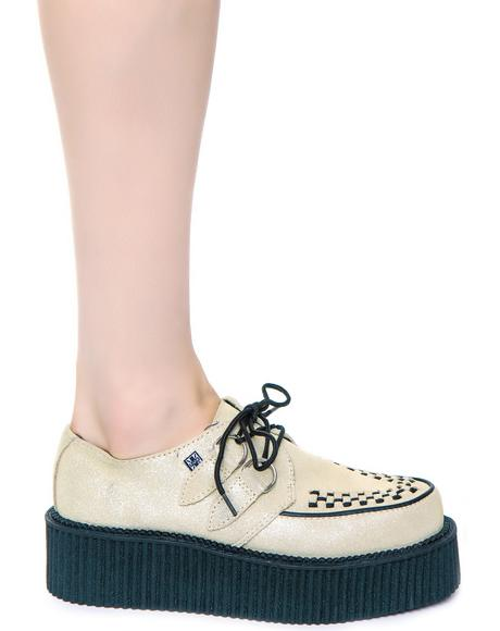 Opalescent Round Mondo Creeper