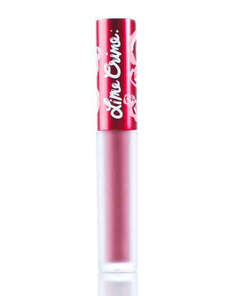 Raisin Hell Metallic Velvetine Liquid Lipstick