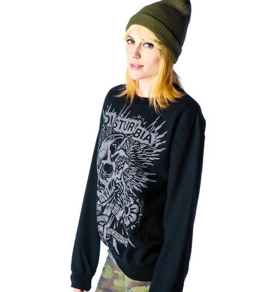 Disturbia We Own The Night Sweatshirt