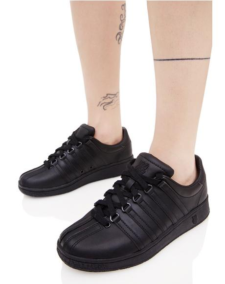 Classic Black VN Sneakers