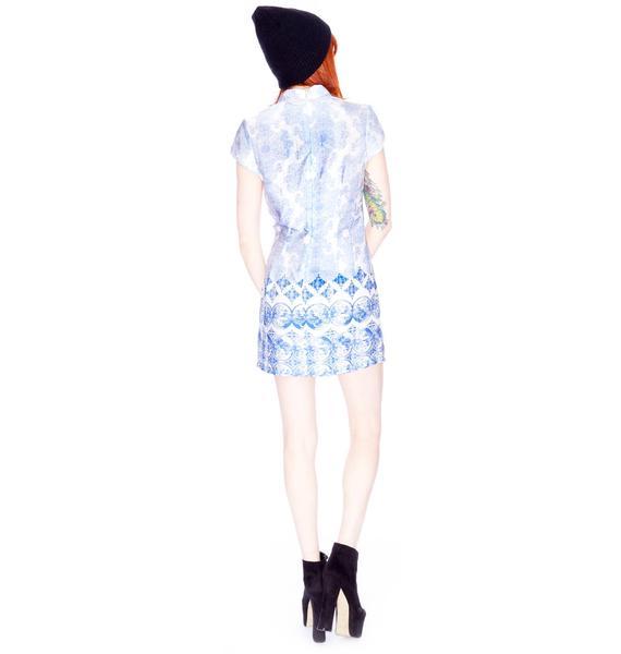 Stylestalker Shanghai Cheong Sum Dress