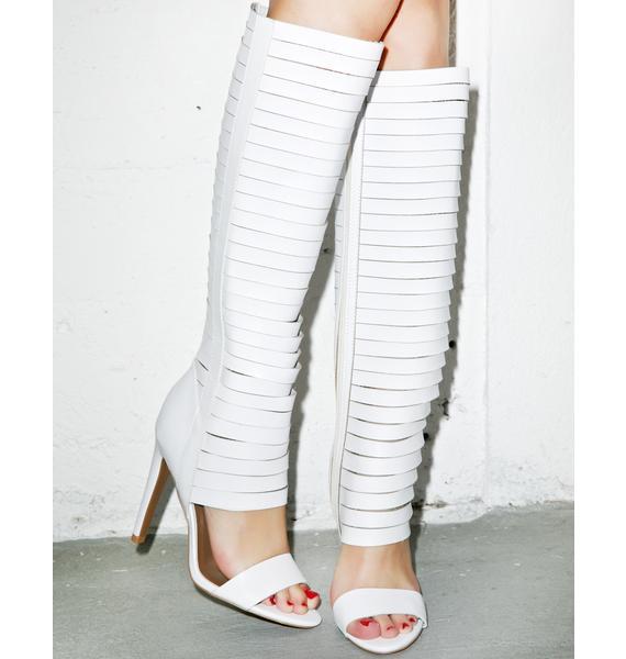 Not Interested Heels