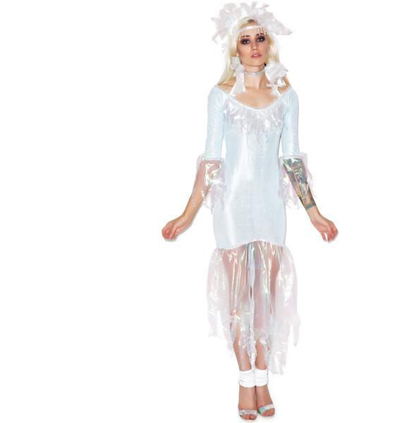 Lip Service Cold Az Ice Costume