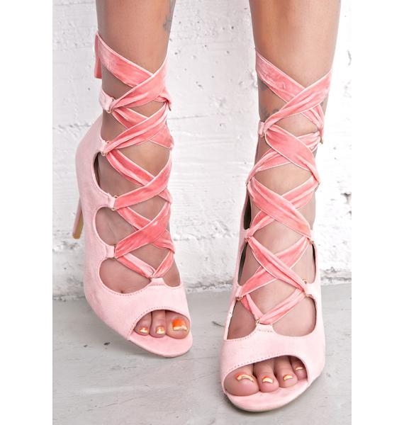 Aurora Wrap Heels