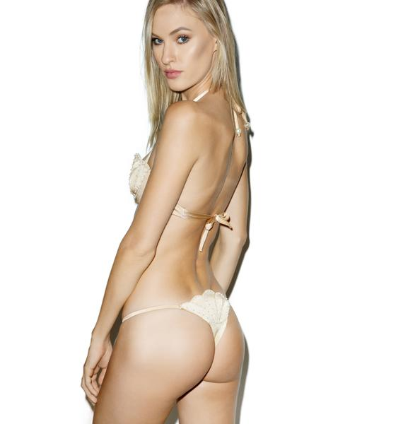 Margarita Mermaid Pearl Minx Bikini Bottom
