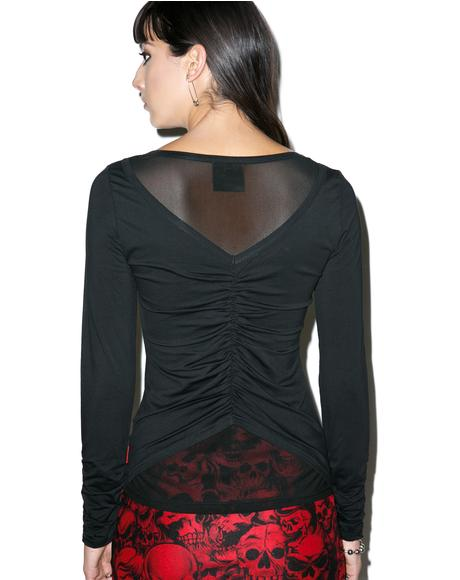 Chain Of Darkness Long Sleeve