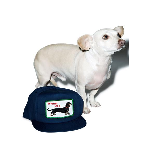 Dog LTD. Wiener Dog Snapback