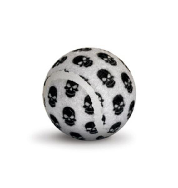 Skullhead Small Dog Tennis Ball
