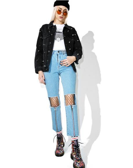 Scratch Jeans