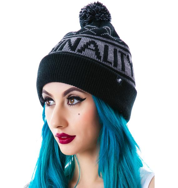 Glamour Kills Originality Is Dead Beanie