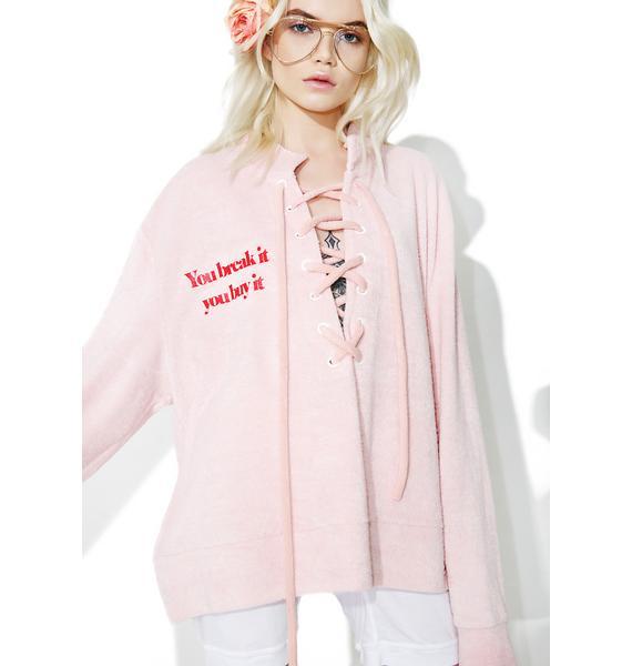Daydream Nation Break It, You Buy It Pullover