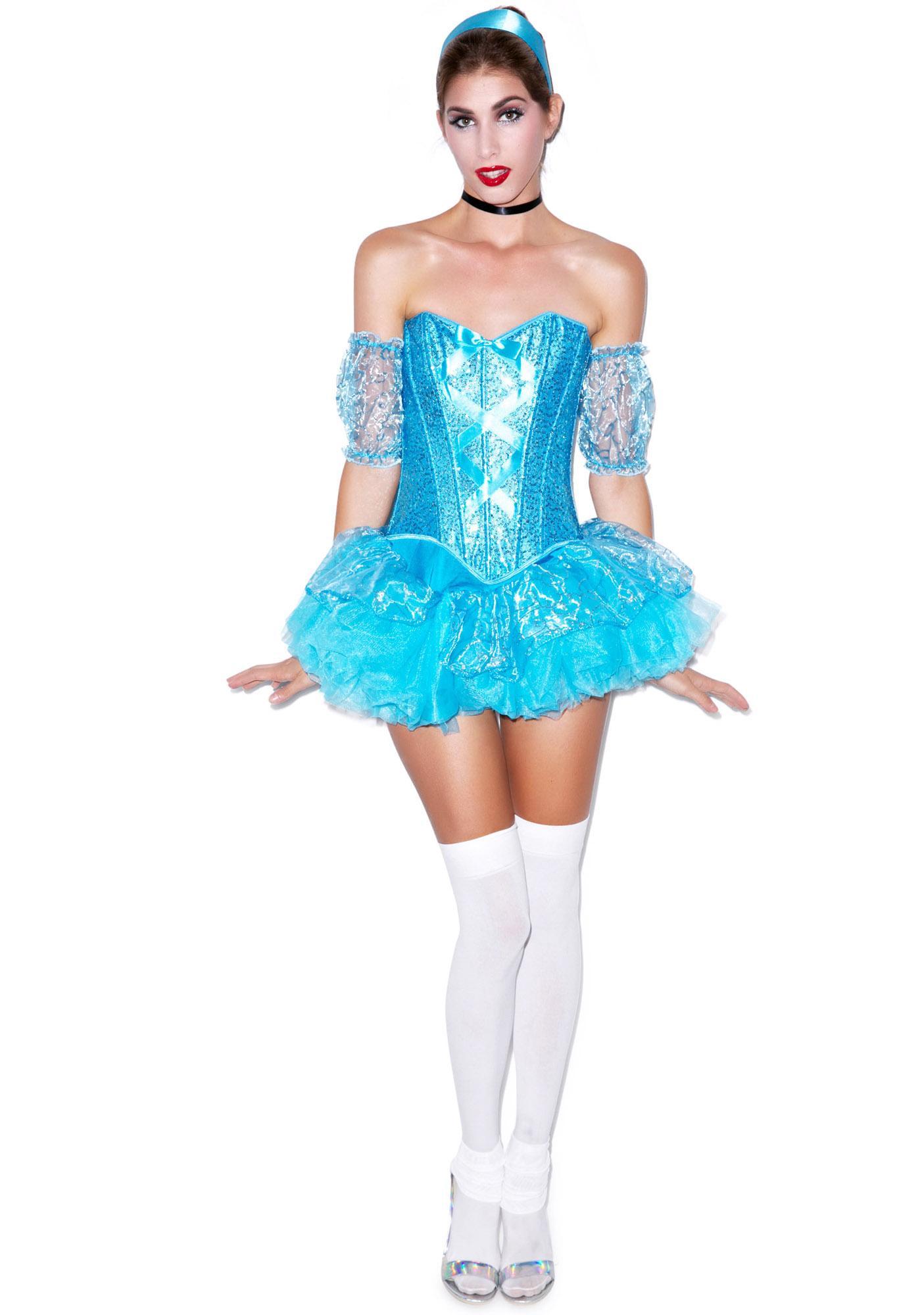Lazy Oaf Sexy Cinderella Costume