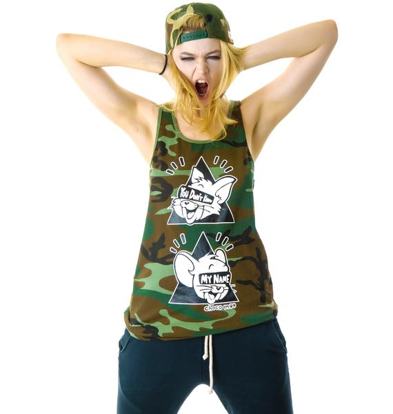 Joyrich You Don't Know My Name Tank Top