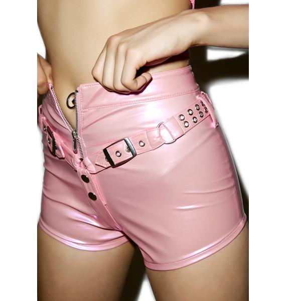 24HRS Chastity Strap Shorts