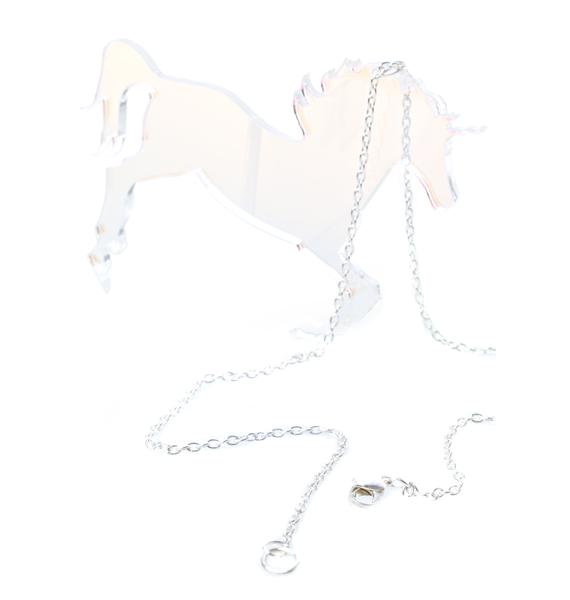 Unicorn Party Necklace