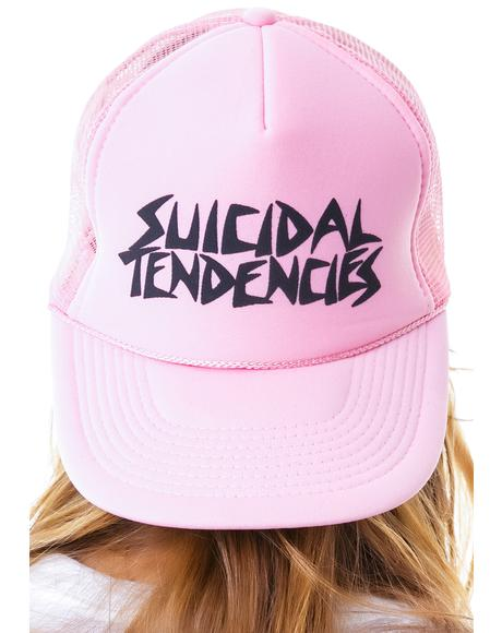 Suicidal Tendencies Flip Up Hat