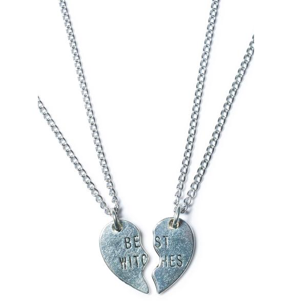 Bound By Blood BFF Necklaces