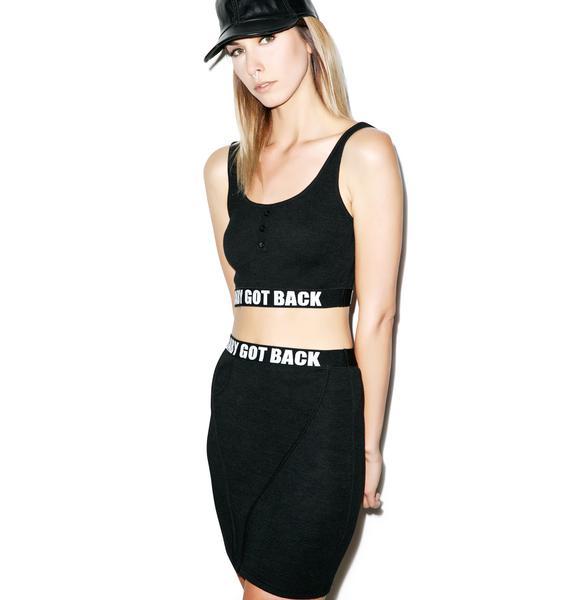 Baby Got Back Skirt