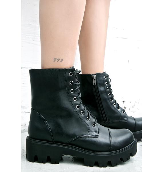 Soul Biker Boots